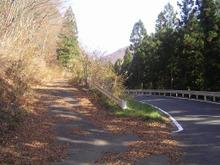 十石峠(国道299号)旧道: エフ...