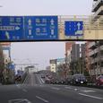 K7-29 駒留陸橋高円寺陸橋下交差点