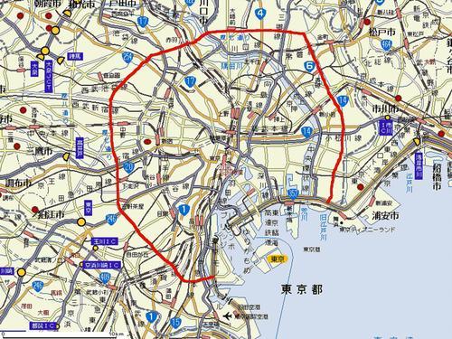 K7-01 都市計画道路環状7号線