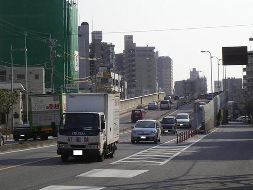 K7-70 長島町交差点
