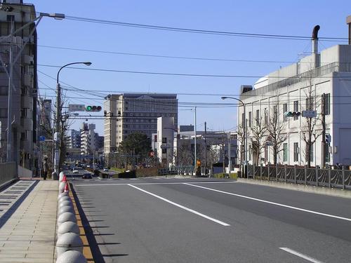 国道131号(4枚): 穴守橋