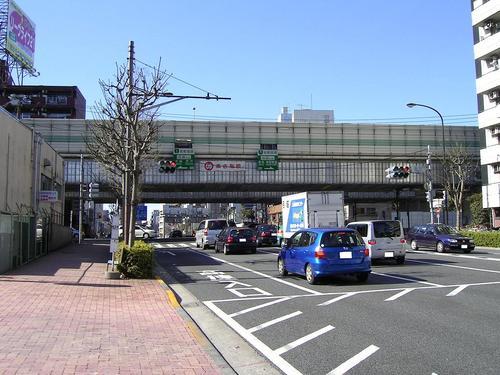 国道131号(4枚): 首都高速